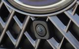 Lexus LS500h 2018 road test review front camera