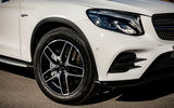 Mercedes-AMG GLC 43 road test review - alloy wheels