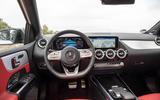 Mercedes-Benz B-Class review - dashboard