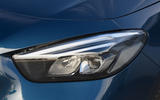 Mercedes-Benz B-Class 2019 road test review headlight