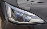 Mercedes-Benz CLS 400d 2018 review headlights