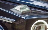 Mercedes-Benz G-Class 2019 road test review - indicators