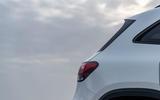 Mercedes-Benz GLA 2020 road test review - rear end