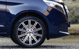 Mercedes-Benz Marco Polo 2019 road test review - alloy wheels