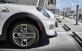 Mini Electric 2020 road test review - alloy wheels