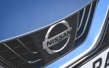 Nissan Micra N-Sport 2019 road test review - bonnet badge