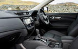 Nissan X-Trail road test review - cabin