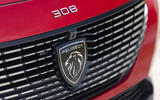 4 Peugeot 308 SW 2021 first drive nose badge