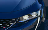 Peugeot 508 2018 road test review - headlights