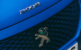 Peugeot e-2008 2020 road test review - nose