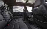 RAM 1500 Laramie 5.8 V8 2018 review - rear interior