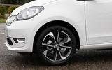 SKoda Citigo-e IV 2020 road test review - alloy wheels