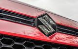 4 Suzuki Across 2021 road test review nose badge