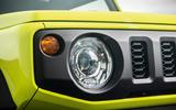 Suzuki Jimny 2018 road test review - headlights