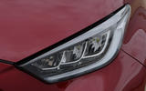 Toyota Yaris 2020 road test review - headlights