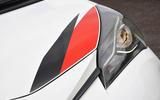 Toyota Yaris GRMN bonnet decals