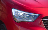 Vauxhall Combo Life 2018 road test review - headlights