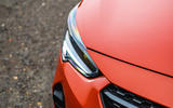 Vauxhall Corsa 2020 road test review - headlights