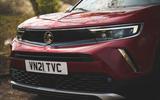 4 Vauxhall mokka 2021 RT nose