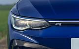 4 Volkswagen Golf R 2021 RT headlights
