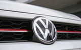 Volkswagen Polo GTI 2018 road test review VW badge