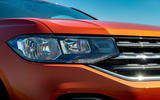 Volkswagen T-Cross 2019 review - headlights