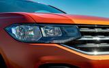 Volkswagen T-Cross 2019 review - headlights