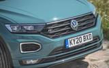 Volkswagen T-Roc Cabriolet 2020 road test review - front end