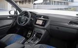 Volkswagen Tiguan R road test review - cabin