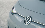 4 VW ID 3 2021 road test review nose badge