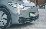 4 VW ID 3 2021 road test review nose