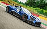 Zenvo TSR-S 2020 road test review - side