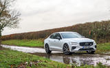 Volvo S60 Polestar Engineered 2020 road test review - static