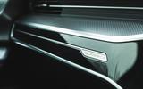 Audi RS6 Avant 2020 road test review - dashboard trim