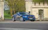 Bentley Continental GT 2018 Autocar road test review static
