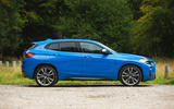 BMW X2 M35i 2019 road test review - static side