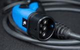 Jaguar I-Pace 2018 road test review charging cable