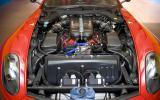 6.0-litre V12 Ferrari 599XX engine