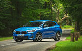 BMW X2 M35i 2019 road test review - static front