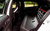 Renault Megane RS Trophy-R 2019 road test review - rear seat delete