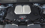 Audi RS6 Avant 2020 road test review - engine