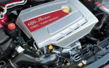 1.75-litre Alfa Brera petrol engine