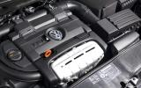 1.2 TSI Volkswagen Golf engine