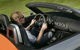 Driving the Volkswagen BlueSport