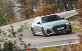 Audi RS6 Avant 2020 road test review - on the road front