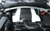 6.2-litre V8 Chevrolet Camaro Convertible engine