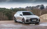 Audi RS6 Avant 2020 road test review - static
