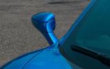 Ferrari F8 Tributo 2019 road test review - wing mirror