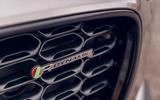 Jaguar F-Type 2020 road test review - grille badge