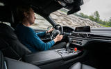 Alpina B7 2019 review - driving